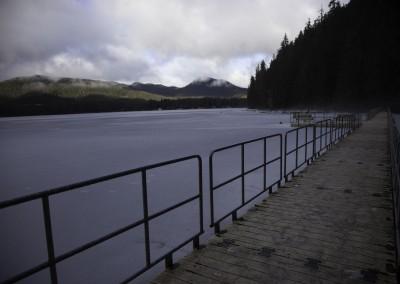 Auke Lake Trail