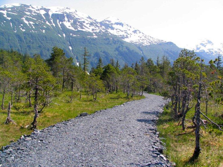 Treadwell Ditch Trail