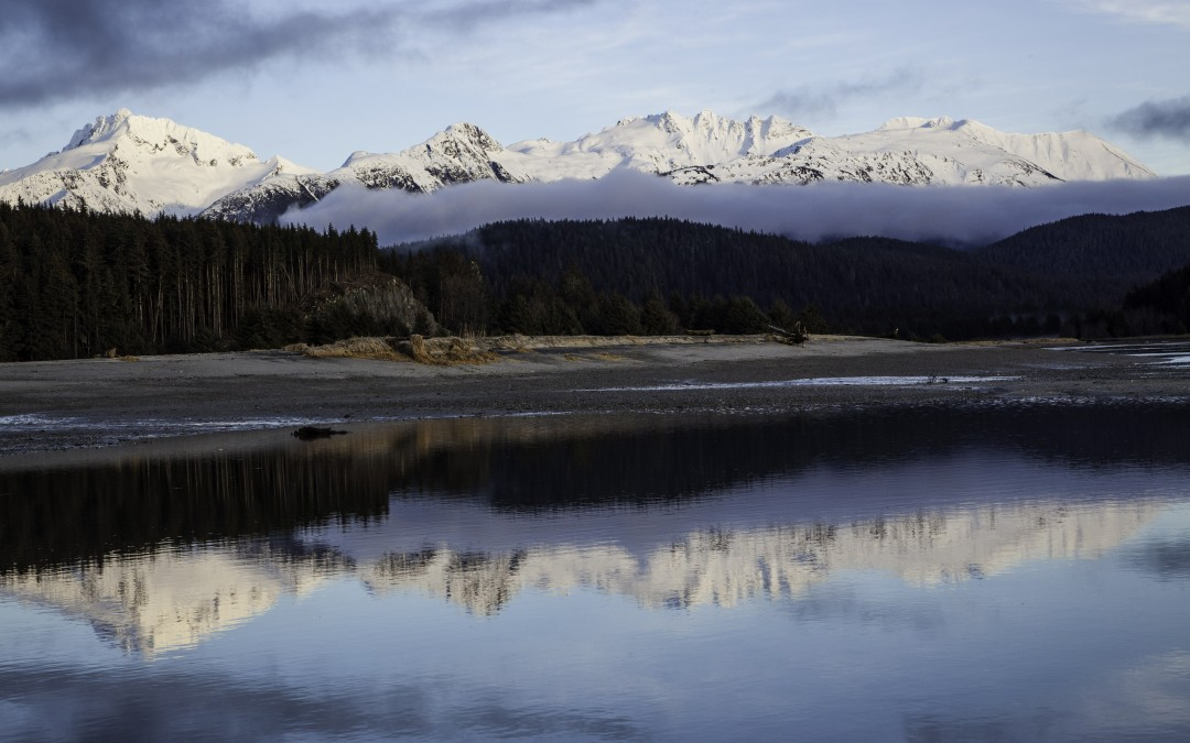 "Deciphering the ""too painfully beautiful"" of Alaska"