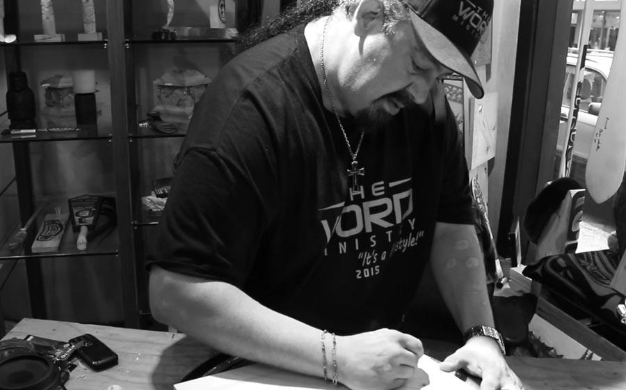 John Evans, Tlingit and Tsimshian Artist