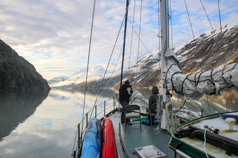 Sailing Through Glacier Bay National Park – The Ultimate Alaskan Experience