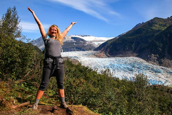Glacier Adventure Hike Private Tour