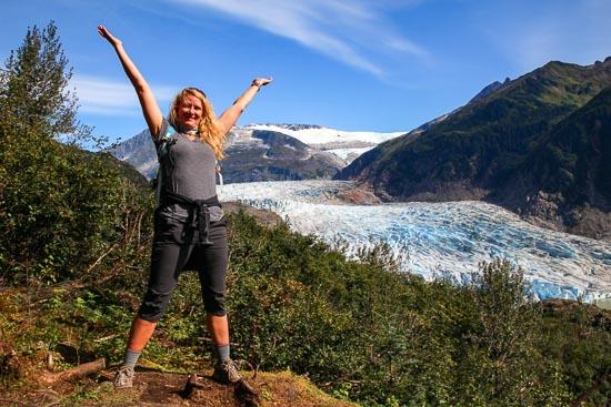 Glacier Adventure Hike Private Tour